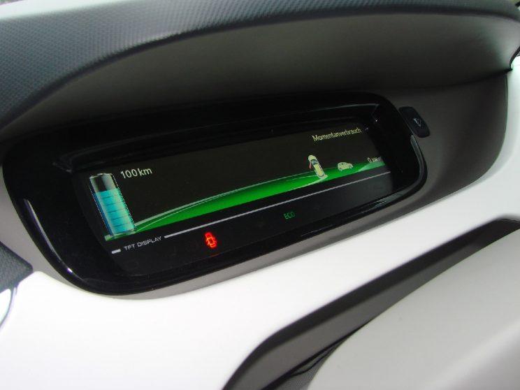 autonomía coches eléctricos