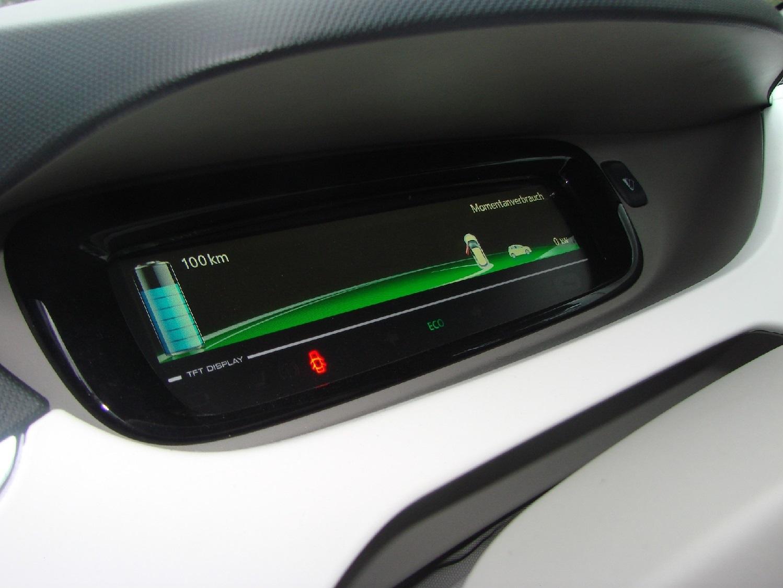autonomía coches eléctricos; autonomía vehículos eléctricos
