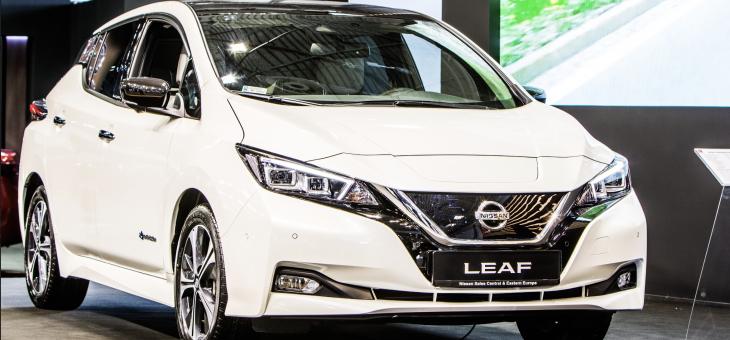 Los coches eléctricos más eficientes en España
