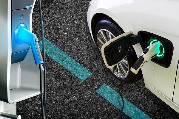 Instalación de cargador para coches eléctricos