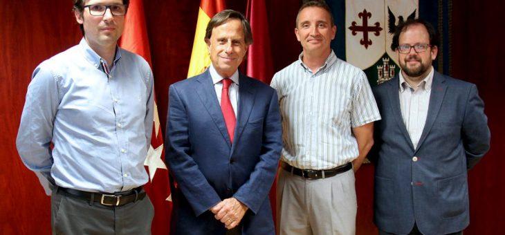 Acuerdo de Colaboración con el Ayuntamiento de Alcobendas