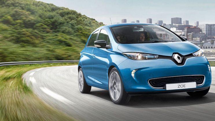 Foto de Renault zoe life 40