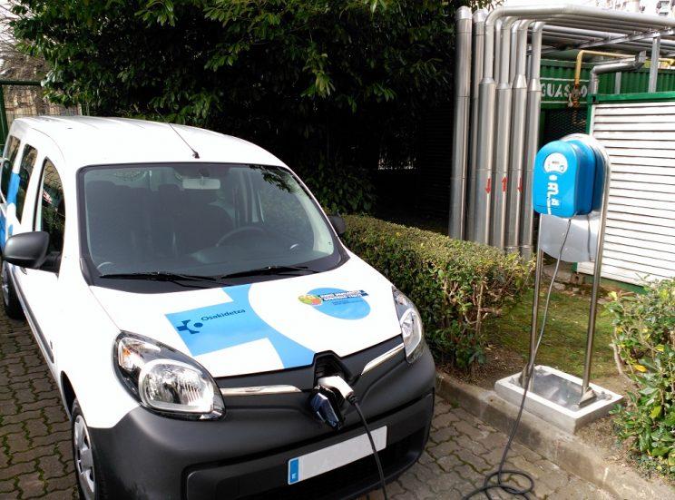 tipos de recarga coche electrico