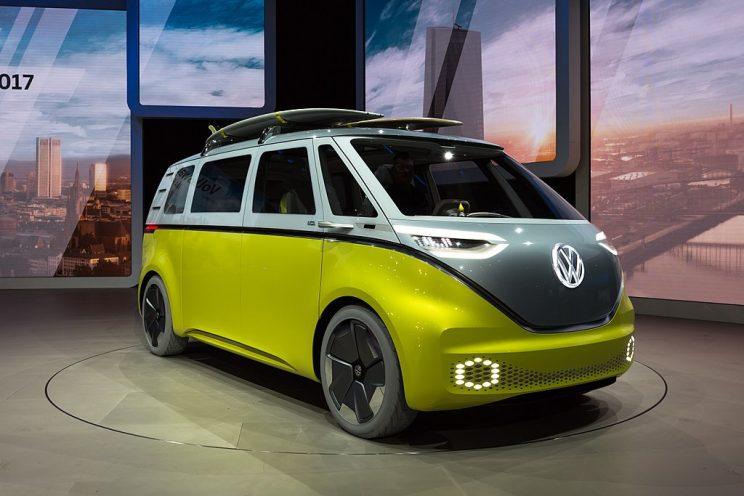Volkswagen combi electrica